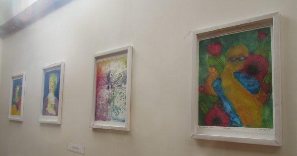 Homenaje a Victor Maturana Leighton: 40 años de trayectoria como artista visual