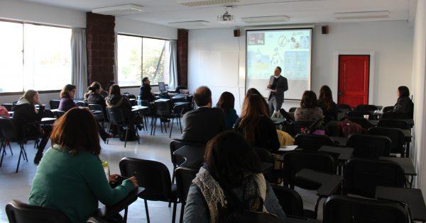 Comunidad Profesionales y Escuela de Ciencias Jurídicas y Sociales realizaron II Seminario Umbral