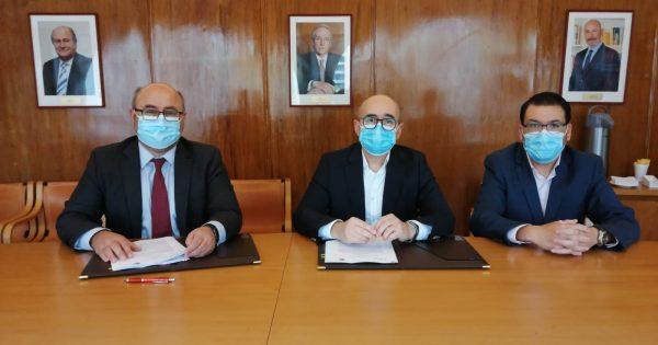 UVM firma convenio con Clínica RedSalud Valparaíso para uso de campo clínico