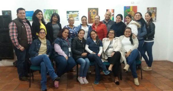 Escuela de Ciencias de la Salud encabezó Pasantía Internacional en Colombia