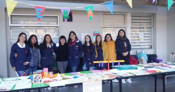 Feria Interactiva Pedagógica de la carrera de Educación Básica se efectuó en UVM