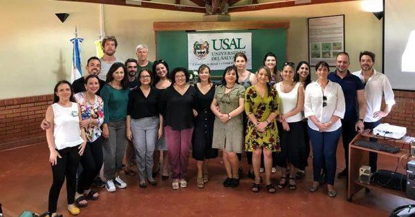 UVM participa de Proyecto Erasmus + SOLIDARIS