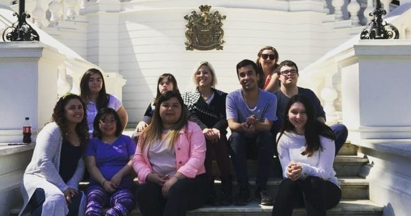 Estudiantes en práctica de la carrera de Psicopedagogía UVM contribuyen con espacios de inclusión en Viña del Mar