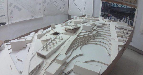 Arquitectura y Diseño efectúa exposición de talleres de título