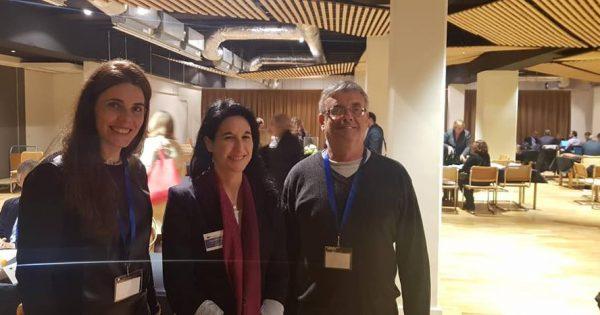 Directora de Cooperación Internacional UVM actuó como coordinadora de Proyecto Erasmus en Bélgica