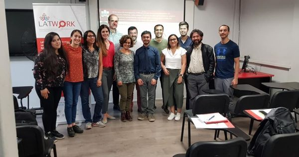 Cierre del curso Latwork English Course: English Training for Research and Innovation