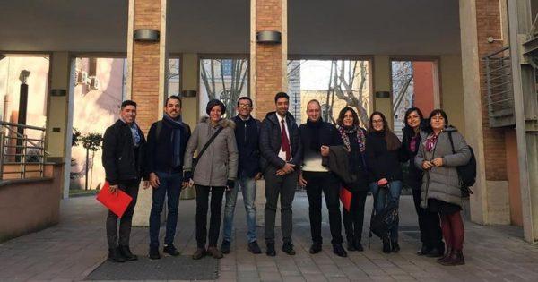 UVM participa en encuentro internacional en el marco del Proyecto Erasmus+ SOLIDARIS