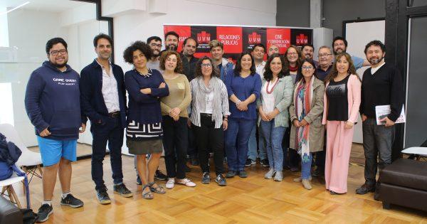 Escuela de Comunicaciones organiza actividades para analizar movimiento social en Chile