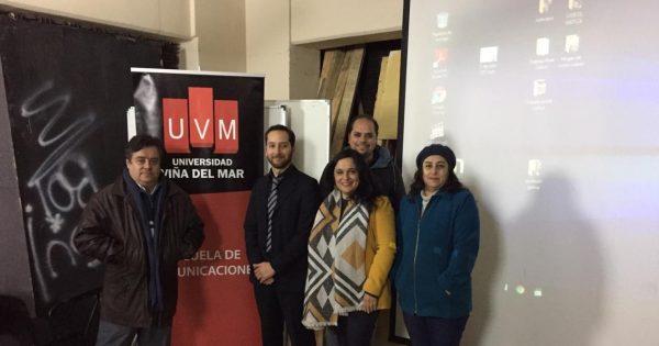 Nuevo titulado de Cine UVM sorprende con pieza audiovisual