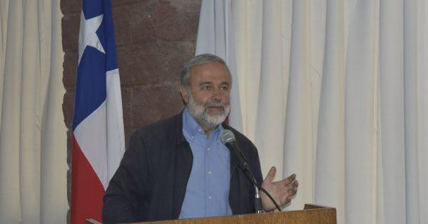 Inclusión social en Chile y Latinoamérica fue tema central de conferencia de Benito Baranda en UVM