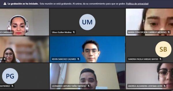Escuela de Ciencias fortalece su área de internacionalización al vincularse con Universidad Autónoma de Guadalajara