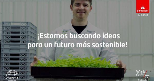 UVM invita a participar en Santander X Environmental Challenge