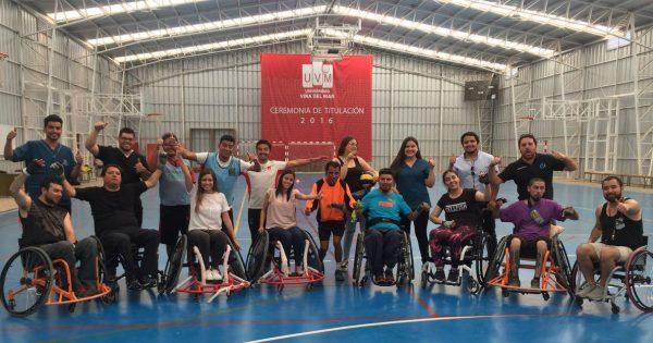 Profesionales del Centro Nacional de Rehabilitación de Costa Rica visitan UVM