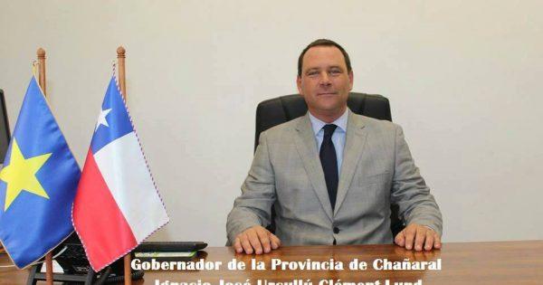 Titulado UVM se convierte en Gobernador de la Provincia de Chañaral
