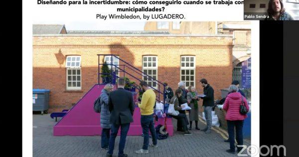 Magíster de Diseño de Ciudades Integradas UVM inicia «Ciclo de Charlas de Innovación Social»