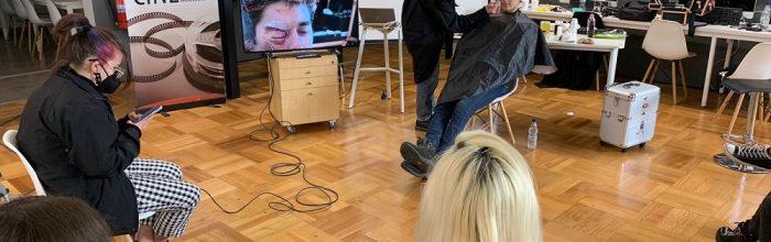 Cine UVM inicia ciclo de talleres profesionales para estudiantes