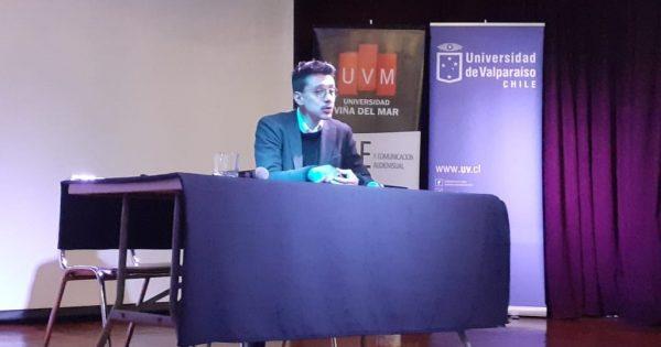 Cine UVM co-organiza workshops profesionales con cineastas en marco del FICVIÑA