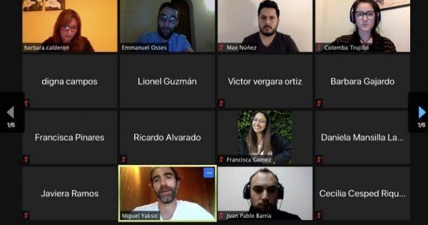 Escuela de Ciencias Jurídicas y Sociales UVM y Consejo para la Transparencia organizaron taller online
