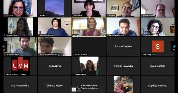 Mónica Rincón: «El periodismo que nunca incomoda, más que periodismo es relaciones públicas»