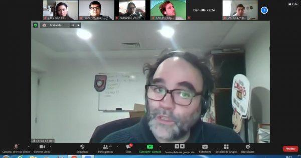 Director Radio ADN presente en cátedra Periodismo UVM