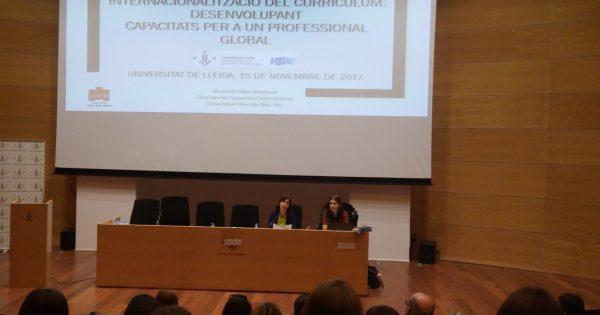 UVM participa en International Week en España