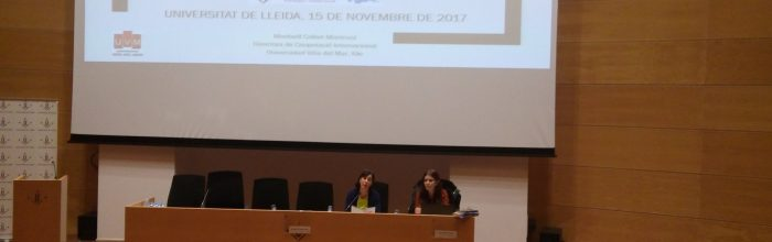 UVM participa en International Week en España