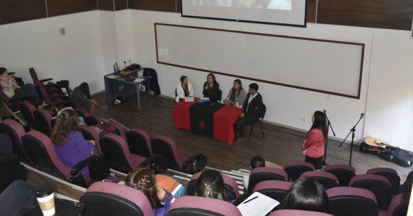 Escuela de Salud realiza su primera jornada de movilidad e internacionalización