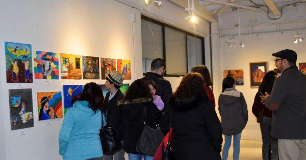 En UVM se realiza premiación de Concurso de Pintura nacional