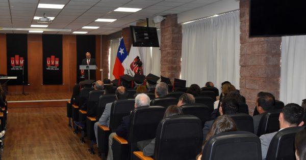 En Campus Miraflores de UVM se desarrolló Cuenta Pública 2018