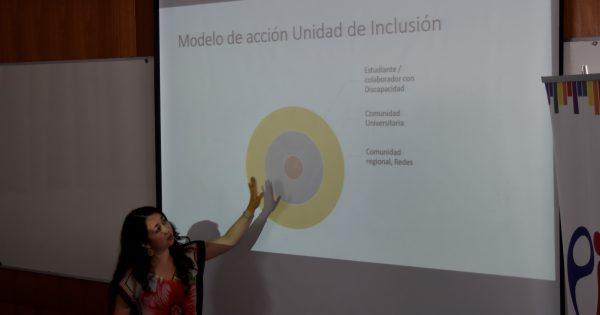 Unidad de Inclusión UVM realizó nueva jornada de exposición PIU