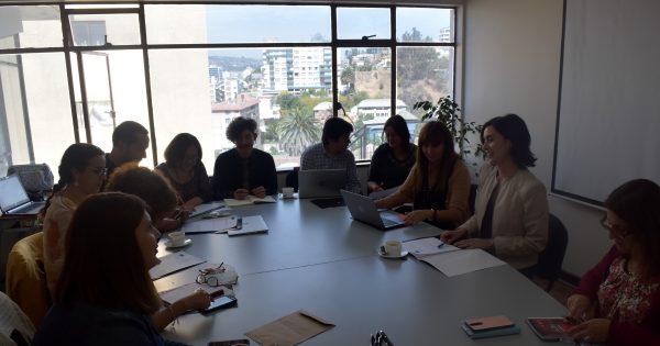 Centro de Prácticas Sociales realizó mesa de trabajo sobre la Interdisciplinariedad en UVM