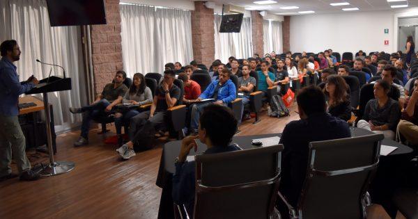 Más de 60 personas participaron de Jornada de Actualización en Evaluación y Entrenamiento Deportivo