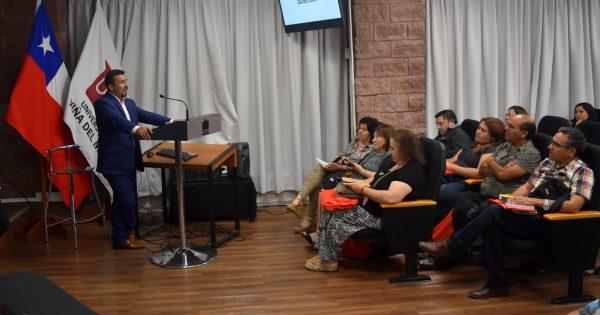 Una gran convocatoria tuvo charla magistral sobre Reforma Tributaria realizada en UVM