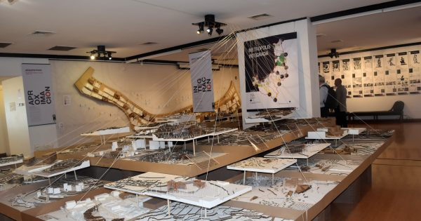 Estudiantes de Arquitectura y Diseño exponen en Sala Viña del Mar