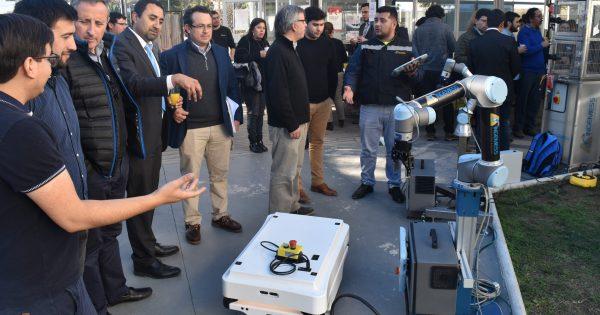 Carrera de Ingeniería en Prevención de Riesgos realiza Seminario de Seguridad