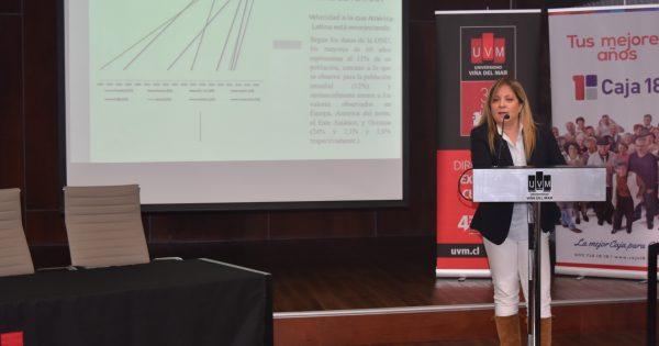 Seminario Internacional sobre cuidados y demencias en el siglo XXI se efectuó en UVM