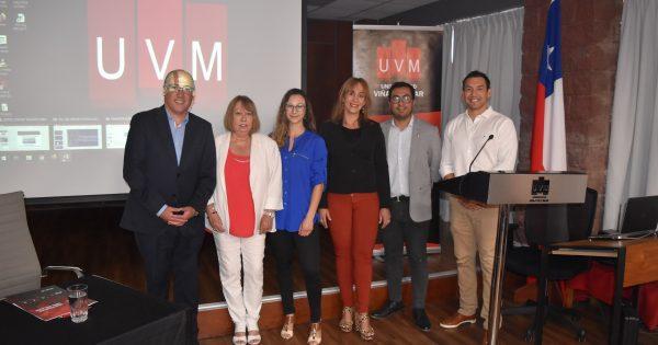 En UVM se realiza jornada de actualización en entrenamiento deportivo