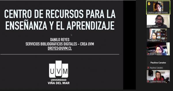 Carrera de Derecho UVM y CREA realizaron jornada de capacitación