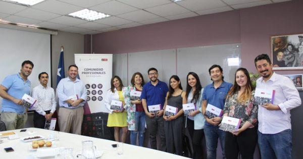 Comunidad Profesionales realiza encuentro con docentes