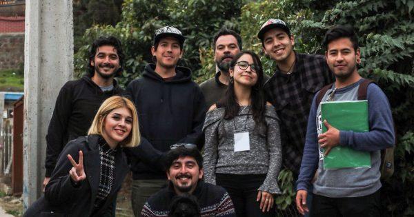 Estudiantes UVM participan de proyecto de investigación del CRIIS