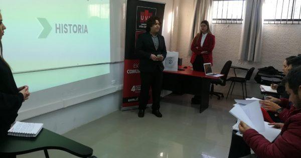 Estudiantes de RRPP presentan Planes Comunicacionales a empresas regionales