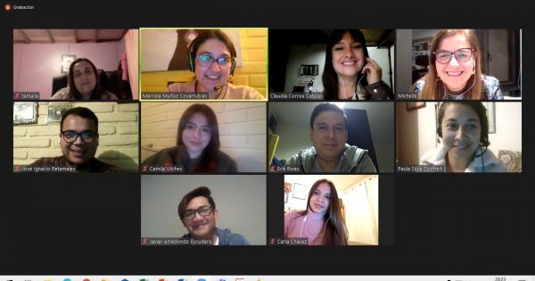 Experta en el rubro hotelero conversa con estudiantes de Relaciones Públicas UVM