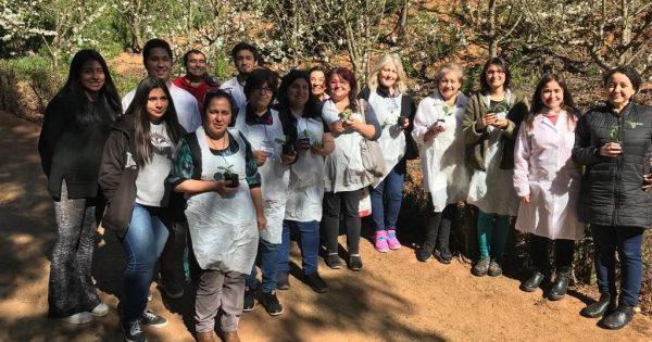 UVM da inicio a talleres de Voluntariado Tierra Mia
