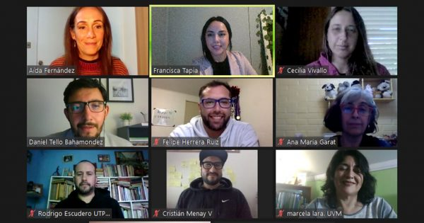 Pedagogía en Educación Física realiza focus group virtual con empleadores de sus titulados