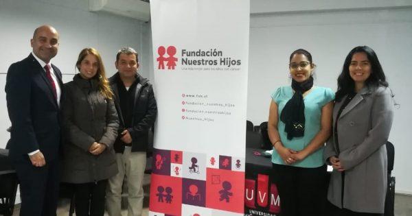 Estudiantes de RRPP vespertinos presentan auditorias a importantes entidades regionales