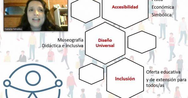 MESA REGIONAL DE TURISMO ACCESIBLE REALIZA CHARLA SOBRE LA INCLUSIÓN EN LOS MUSEOS