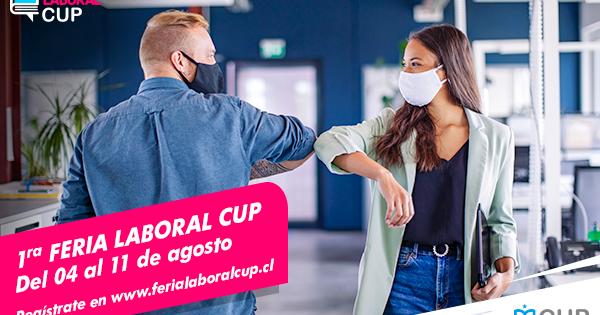UVM participa en la organización de la primera Feria Laboral CUP del 4 al 11 de agosto