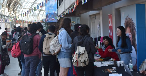 Durante dos días se desarrolló Feria de Movilidad Internacional UVM