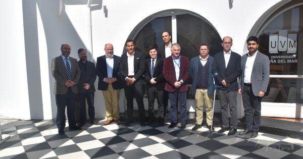 UVM firma convenio de colaboración con municipio de Algarrobo