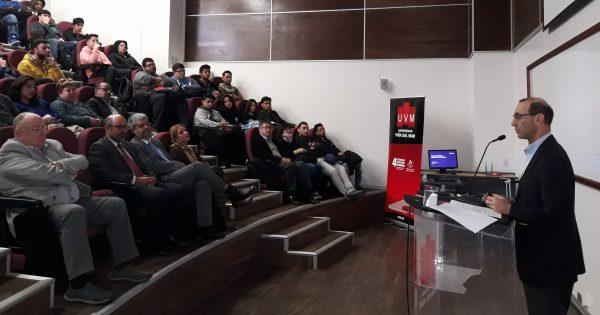 Escuela de Ingeniería inaugura el año académico